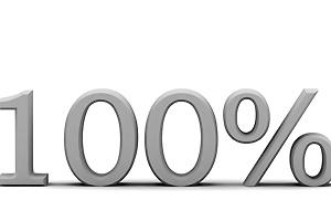 100% home loans